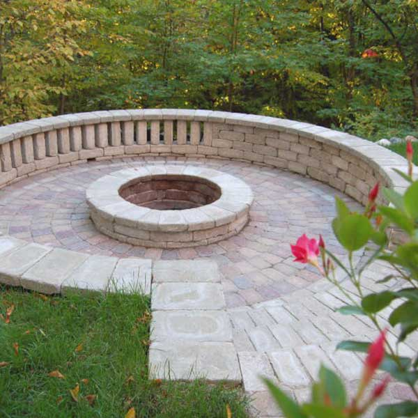 A Sharper Image Fountains and Special Feature Landscaping in Guilford County