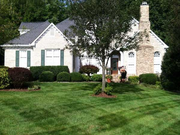 A Sharper Image, Inc. Residential Landscaping