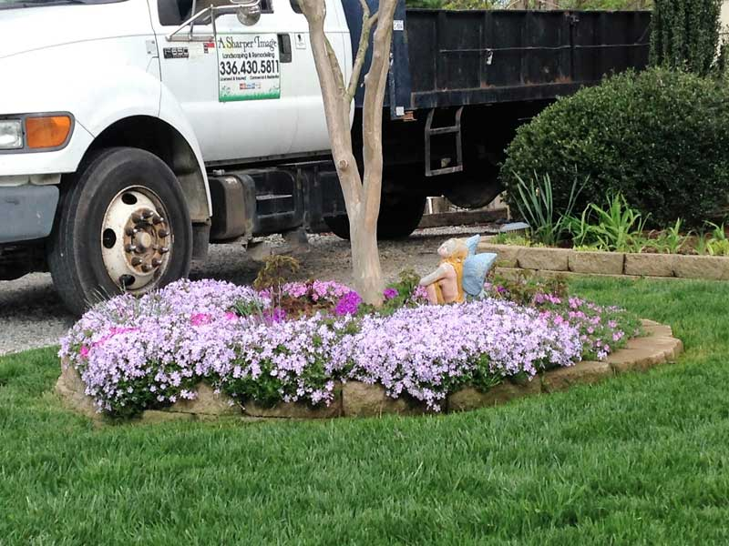 A Sharper Image Residential Landscaping in Guilford County